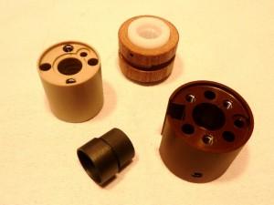 Schweiß- und Plasmatechnik Isolierkörper